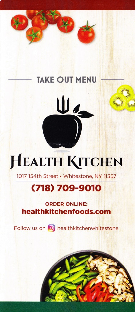 Whereisthemenu Net Health Kitchen Whitestone Ny 11357